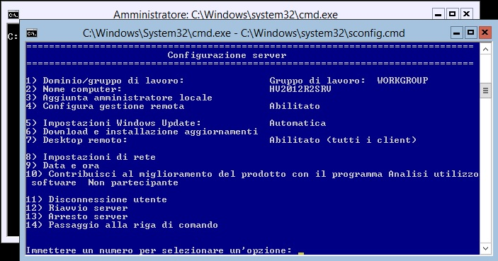 Microsoft Hyper-V Server 2012 R2