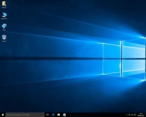 Icone Desktop Windows 10
