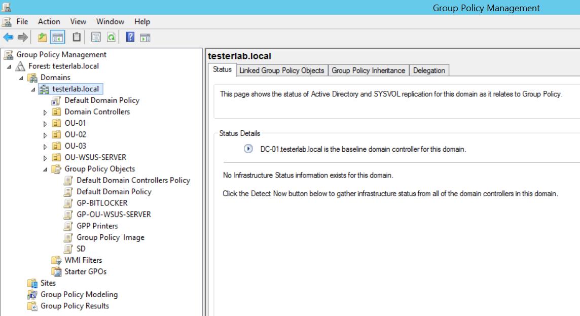 Windows Central Store Modelli Amministrativi
